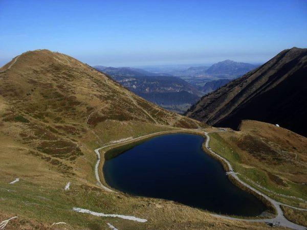 #oberstdorf #bayern #fellhornkanzelwand #alpin #alpen #allgäu #fellhorn #kanzelwand #riezlern #kleinwalsertal Oberstdorf, Germany