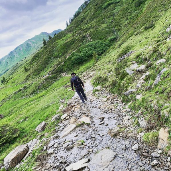 #matschimatschi #firsttimeafterquarantine #hiking 📍 #kleinwalsertal #österreich 📅 Juli 2020 . . . #outdoor ...