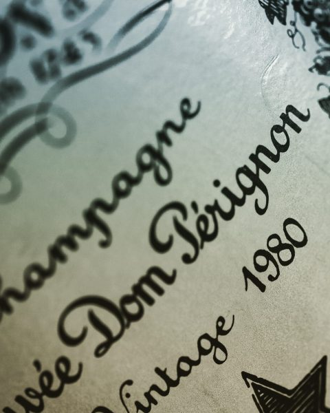 Dom Perignon 1980 - ein Champagner den man nicht so schnell vergessen wird ...
