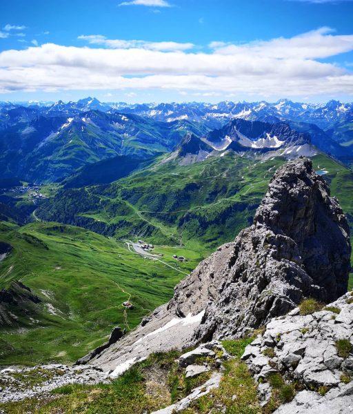 Ich kam. Ich sah. Die Lechtaler Alpen. #widderstein #kleinwalsertal #visitvorarlberg #venividivorarlberg #allgäu #allgäueralpen ...