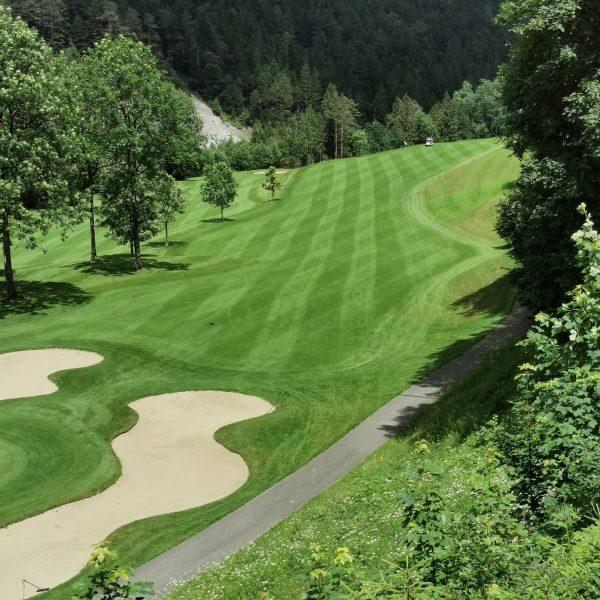 Trotz schlecht Wetter Prognose war es heute wieder ein Traumtag auf unserem Golfplatz. ...