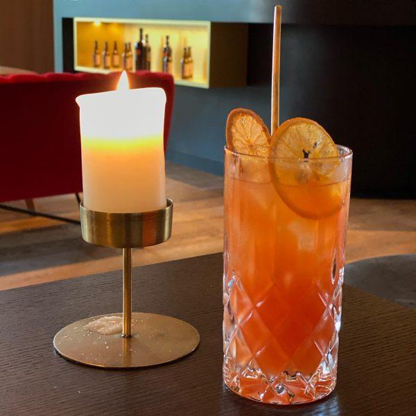 Den Feierabend in der Schwärzler Lounge & Bar ausklingen lassen... eine sehr gute ...