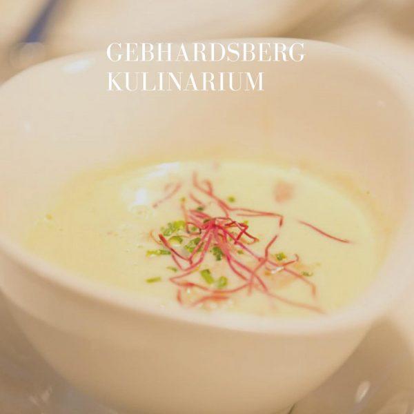Genießen Sie in exklusiver und entspannter Atmosphäre ✨ . Gebhardsberg Kulinarium: Bregenzerwälder Ziegenmozzarella ...