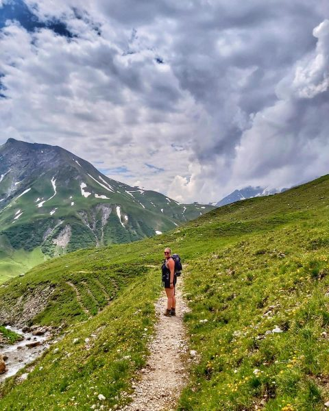 Einmal zurück bitte 😊 Die Wandertour 🥾 war super & das Wetter 🌤 ...