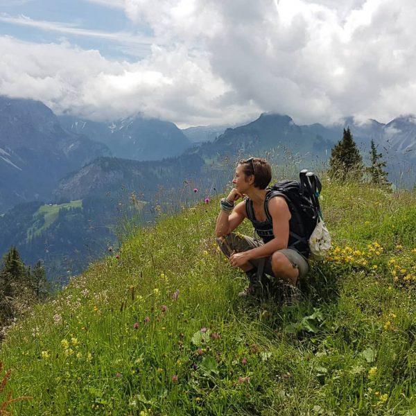 Mei, soooo viel schee 👭🏻🌄☀️😎🥳🥰🤣 #mädelsweekend, #bregenzerwald, #damüls, #wandern, #aussicht, #berge, #natur, #sonne, ...