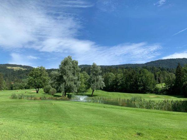 ⛳🏌️ #golfparkbregenzerwald #golfplatz #golf #vorarlberg #bregenzerwald #venividivorarlberg Golfpark Bregenzerwald