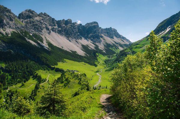 Alpe Laguz - Klesenza Alpe • Eine wunderschöne Wanderung, die ich nur jedem ...