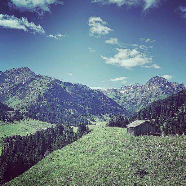 #bergliebe #wanderlust #fernweh #bergziege #gipfelstürmer #hikeandbike Lech Zürs am Arlberg