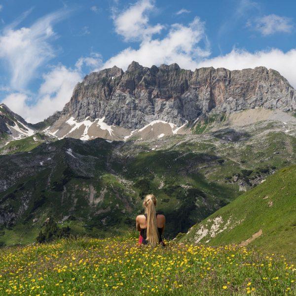 Perfect place to find yourself⛰🥰 #austria #vorarlberg #visitaustria #lech #lechtaleralpen #mountainview #augenblickberg #gooutside ...