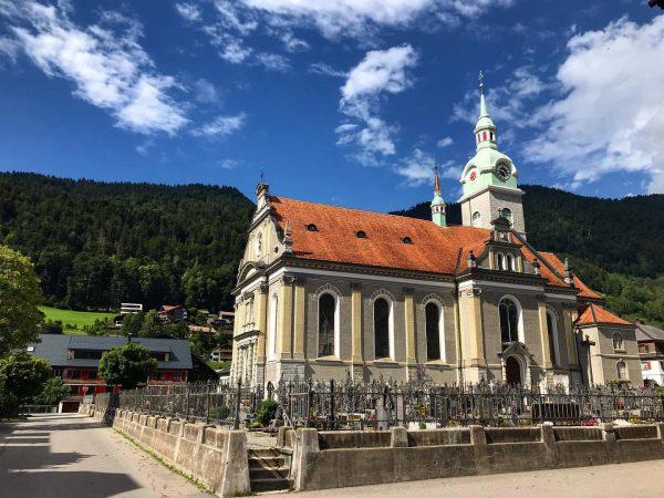#venividivorarlberg #vorarlberg #visitbregenzerwald #bregenzerwald #ländle #visitaustria #kirche #church #vorarlberg❤️ #visitvorarlberg Bezau