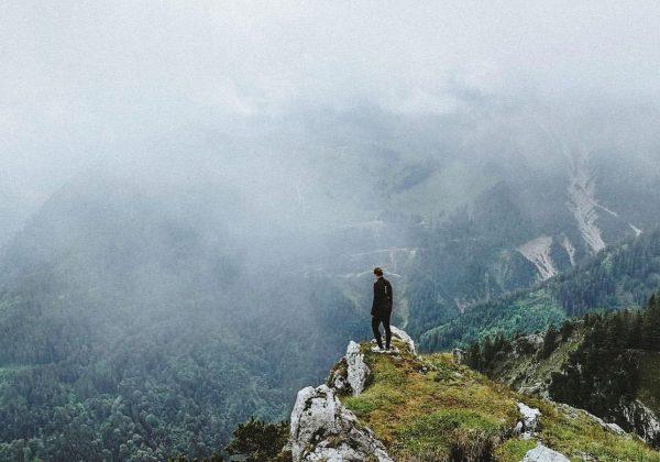 Wanderliebe #gurtisspitze #wandern #magischermoment #vorarlberg #schönwars Gurtisspitze