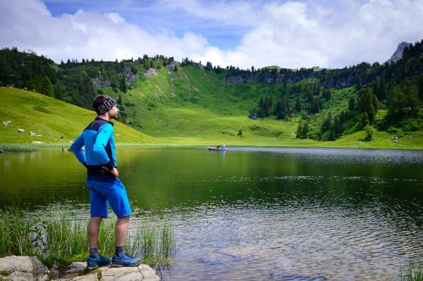 Min Weag, Etappe 10: Am 4.7.2020 vom Hochtannberg nach Lech . . . ...