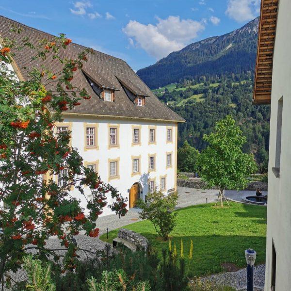 Ich kam. Ich sah. Die Propstei St. Gerold. 🌺 #Sommer #grosseswalsertal #stgerold #visitvorarlberg ...