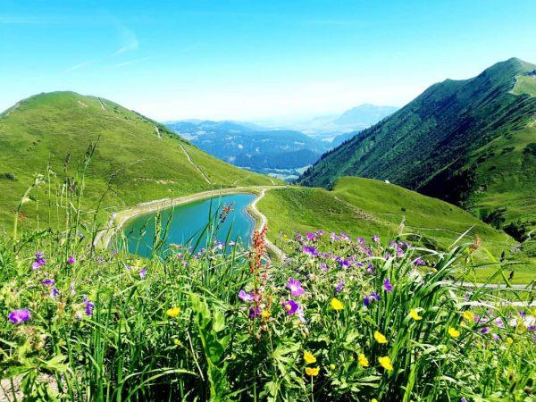 #kleinwalsertal #okbergbahnen #kanzelwand #fellhorn #visitvorarlberg #kanzelwandbahn Kanzelwand