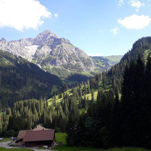 #kleinwalsertal #kleineswalsertal #durratal #berge #wandern #widderstein Baad (Kleiwaslsertal)