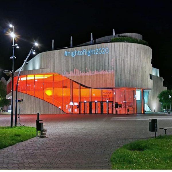 Mit der Night of Light setzte die Veranstaltungswirtschaft ein starkes Zeichen für Kunst ...