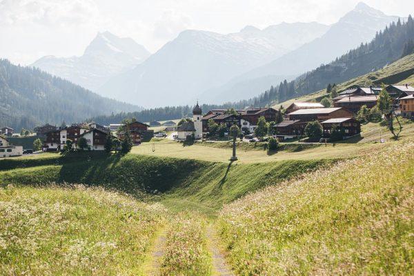 Summer Paradise🤩🤩🤩 #zugamarlberg #lechzuers #summerinzug #rotewandchefstable #venividivorarlberg Rote Wand Gourmet Hotel