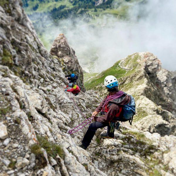 Die Bergwelt in Vorarlberg hat so einiges zu bieten! Hast Du schon die Aussicht von der Zimba...
