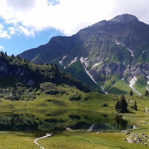 #körbersee #9plätze9schätze #vorarlberg #visitvorarlberg #venividivorarlberg #bregenzerwald #österreich #austria #visitaustria #alpen #alpenliebe #alpenkräuter #alps #mountains #mountainlove #berge #bergwelten...