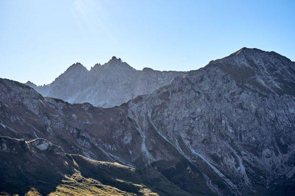 #openandopenforyou Faszinierend, wie sich das Bergpanorma während einer Wanderung verändert - es kommt eben alles auf den...