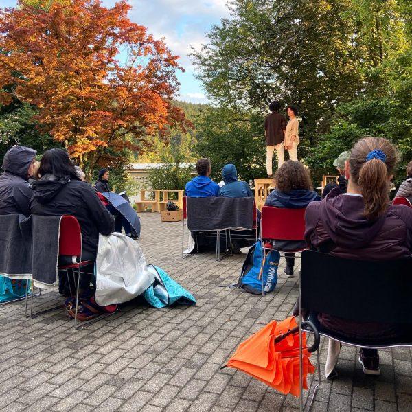 On rain follows sunshine. Always! ☀️ Many more picnics to come @bodenseevorarlberg #vorarlbergerkulturpicknick #culture #outdoor #summer #venividivorarlberg...