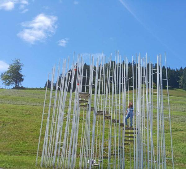 #bregenzerwald #krumbach #vorarlberg #visitbregenzerwald #visitvorarlberg #visitaustria #Austriagram #busstop Krumbach, Vorarlberg