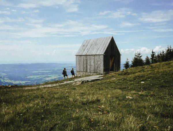 |Werbung/Anzeige da Markennennung, Ortsnennung und Verlinkung ➵ Auf unserer Wanderung im Bregenzerwald haben ...