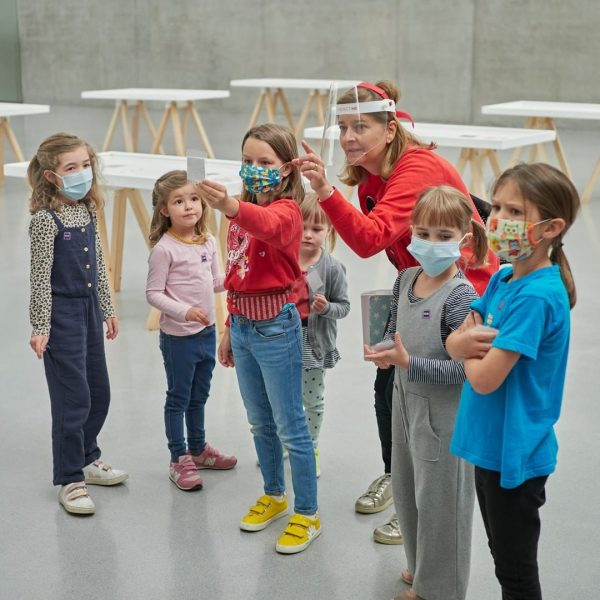 Attention all kids! Tomorrow, from 10 am – 12 pm, Kinderkunst Art with ...