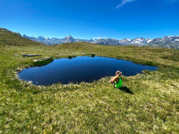 Berg& Seeliabi 💓 #meinmontafon #versalspitze #partenen #silvretta #kopsstausee #bergsee #augstenberg #dahem #montafon #meintraumtag ...