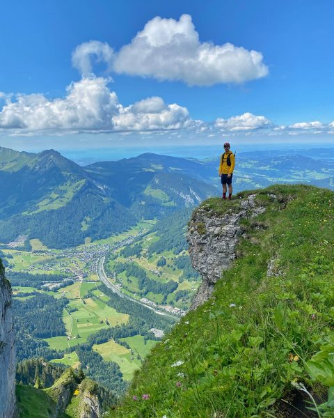 #kanisfluh #kanis #hiking #wandern #trailrunning #bregenzerwald #vorarlberg #bergfinkontour Kanisfluh