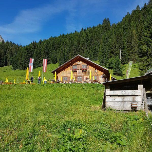 Rund um den Widderstein #Kleinwalsertal, #Wandern #Alpen #hüttenzauber Kleinwalsertal Mittelberg