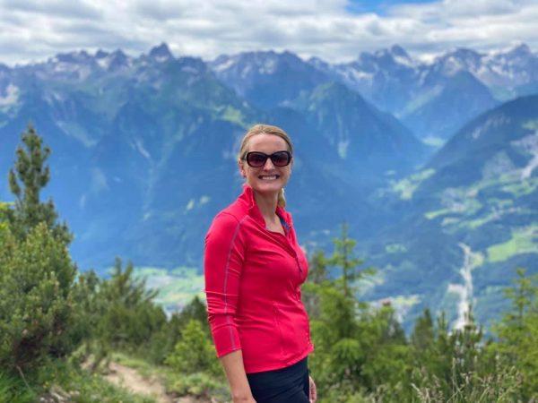 Ich kam. Ich sah... das wunderbare Bergpanorama Vorarlbergs 😍 Frassenhütte | Visit Vorarlberg | Harald Witwer |...