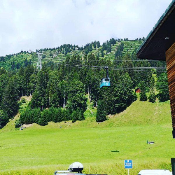 Walmedinger Horn im Kleinwalsertal #kleinwalsertal #bergliebe #bergwanderung #bergwandern #oberstdorf #bayernliebe #bayern #okbergbahnen #walmedingerhorn #ifen #baad #bergluft Kleinwalsertal...
