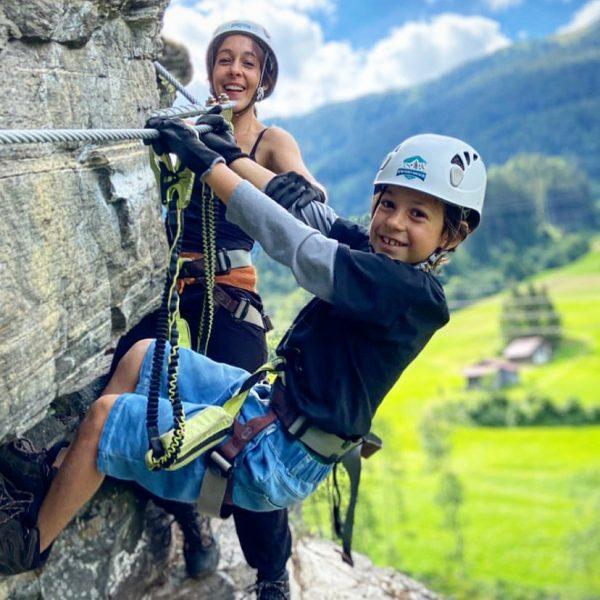 Abenteuer für groß und klein. Die Bergwelt in Vorarlberg bietet für jeden Geschmack etwas. Die Bergpartner Vorarlberg...