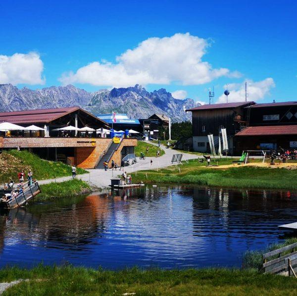 Bärenland am Sonnenkopf 😍 #bärenland #bärenlandsonnenkopf #sonnenkopf #sommer #kinder #kinderland #klostertal Sonnenkopf - ...