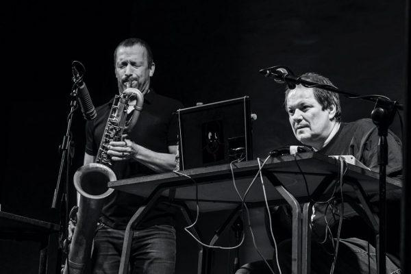 @matsgustafssonsax and Christof Kurzmann (electronics) will perform their duo FALLING! at #bezaubeatzlimited It's ...