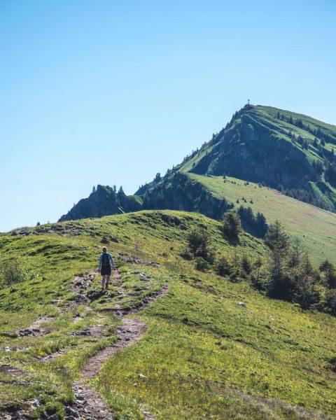 Täglich bestes Wanderwetter! ________________ #seilbahn #halloaussicht #bezau #venividivorarlberg #panoramarestaurant #baumgarten #panorama #ausblick #berge ...
