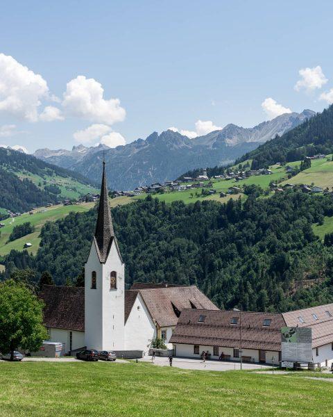 Die Propstei St. Gerold ist das kulturelle Zentrum im Biosphärenpark Großes Walsertal. Hier nimmt man sich bewusst...