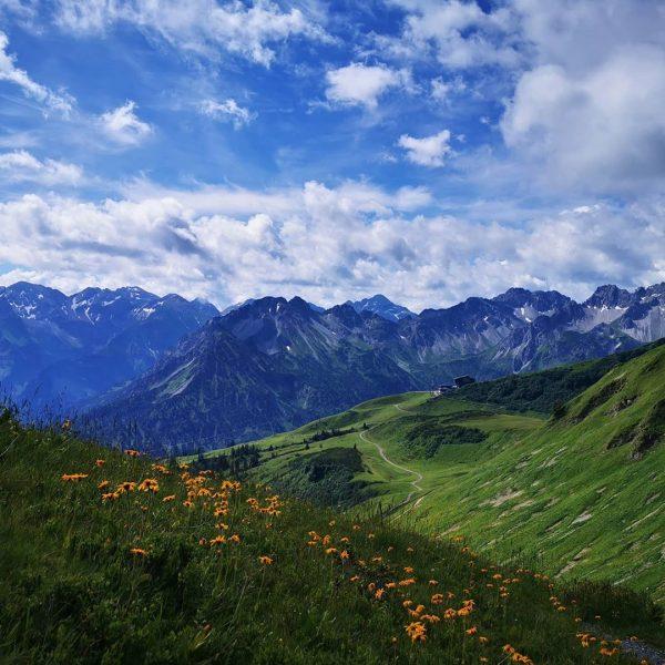 Wandern am Fellhorn/Kanzelwand (Allgäu) #allgäu #oberstdorf #fellhorn #kleinwalsertal #kanzelwand #wandern #hiking Oberstdorf, Germany