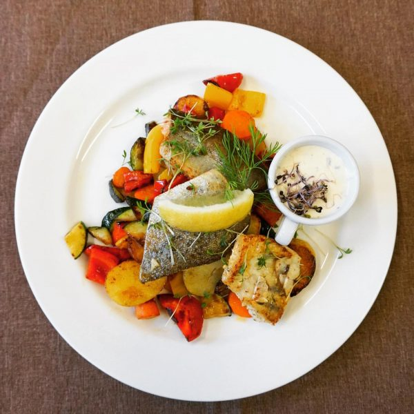 Bodensee Fischfilet Variation . 3 Bodenseefische nach Fang Kartoffel- 🥔 Gemüse 🌶 Gröst'l ...