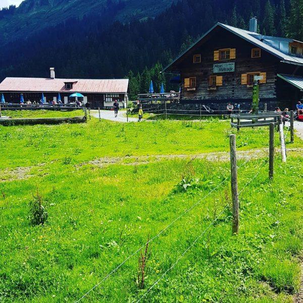 #kleinwalsertal #berge #sommer #ifen #ifenhütte #schwarzwasserhütte #schwarzwassertal #melköde #wandern #krackseln Ifen, Klein Walsertal