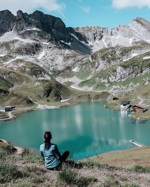 Der Berg ruft! 🏔 Wir sind super in Lech angekommen und haben gestern unsere erste Wanderung (Der...