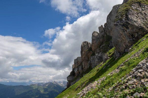 #hoherifen #alpen #alps #allgäu #kleinwalsertal #oberstdorf #hiking #wandern #gipfel #wanderlust #bergliebe #berge #gottesackerplateau ...