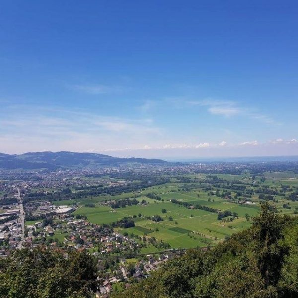 Die Stadt Hohenems wünscht einen schönen Feierabend 😍👍🚴♂️🇦🇹💪👪🌈😎 #emspiriert #hohenems #aussicht #lvorarlberg #schlossberg ...