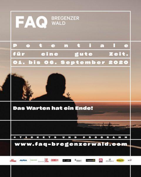 What the FAQ! Das Programm ist online! 👉🏻 Link in Bio! #whatthefaq #faqbregenzerwald ...