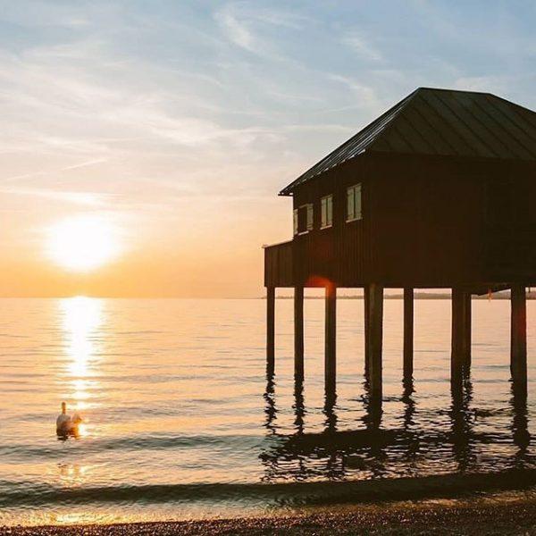 SUNDOWNER AM SEE 🤩Wir sind bereit für laue Sommernächte am See 🌅, leckere ...