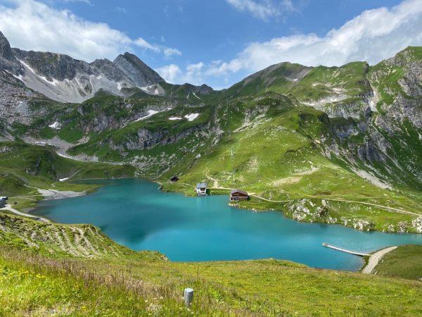 Zürsersee!!! Ein Sommerhighlight #bodenalpe #lechzuers #alpenland #wandern #dayoff