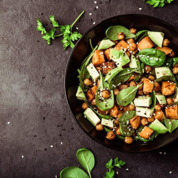 In unserer Genusstankstelle genießt man frische, leichte und gesunde Speisen, mit dem Blick ...