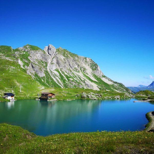 Wunderschöner Ausflug zum Zürsersee und zu den Gipslöchern - wir wünschen euch auch ...