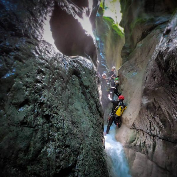 Summerdays... #canyon #canyoning #river #vorarlberg #visitvorarlberg #outdoor #adventuretime #sports #petzlrope #cressi #canyoneering #summer ...